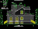 两套别墅方案带效果图
