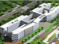 安徽财贸学院龙湖东校区校园总体规划设计