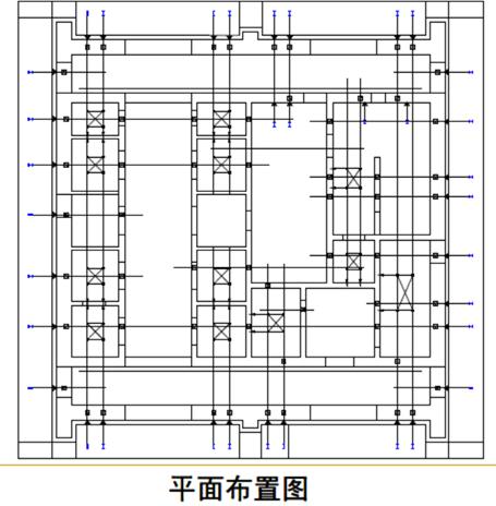 超高层时代广场中心顶升液压爬模方案(附图丰富,60页)