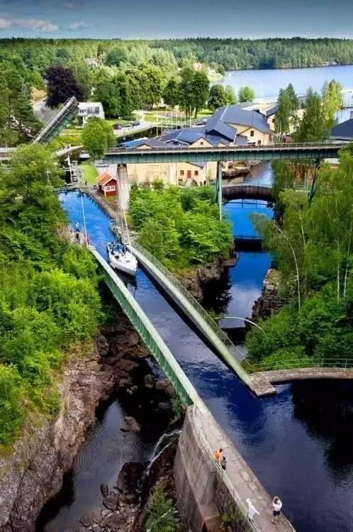 不可思议的桥,竟还有用水做的……_17