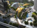 [上海]天空之城概念——城市综合体建筑设计方案文本
