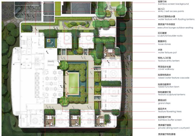 [福州]凯悦丽景酒店景观方案设计-AECOM(含:屋顶花园景观设计)_11