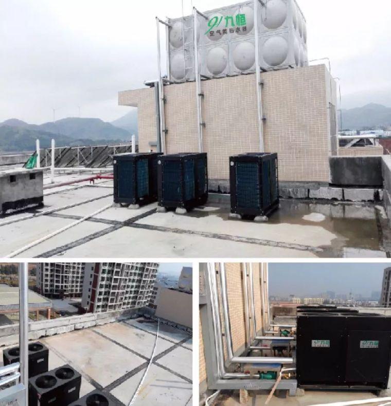 空气能热泵缓冲水箱的作用与匹配,你都懂吗?