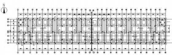 [学士]五层砌体住宅毕业设计图