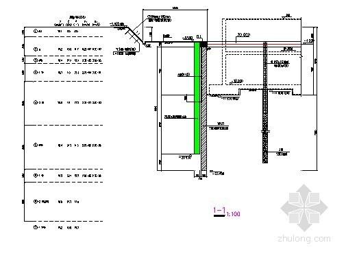 [江苏]医院楼深基坑开挖支护施工方案(搅拌桩 钻孔桩)