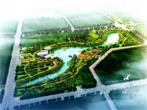 [河北]环城水系绿化工程监理规划