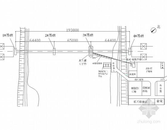 [缅甸]跨河油气管道桩基工程施工组织设计(附施工图)