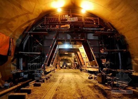隧道工程施工安全专项方案