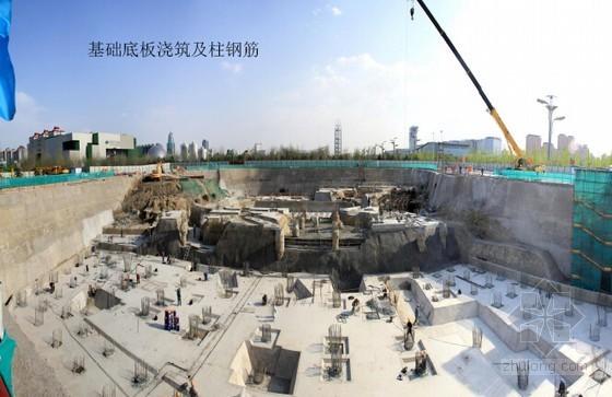 [北京]标志性建筑BIM技术的应用及施工技术汇报总结(附图较多  )