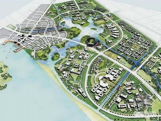 [杭州]新区概念规划及总体城市设计方案
