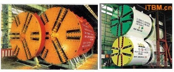 大型施工机械盾构机的分类及选型
