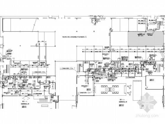[重庆]综合办公楼通风排烟系统设计施工图