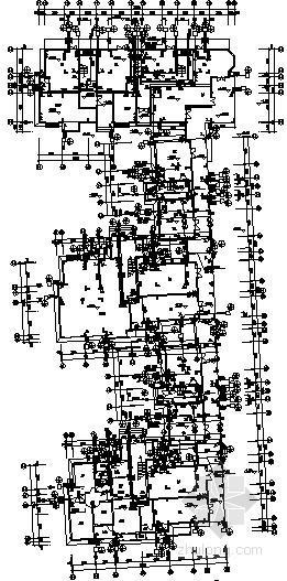 [无锡]某住宅小区1号楼给排水施工图