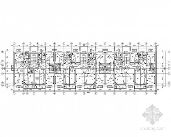 [河北]多层住宅小区电气全套图