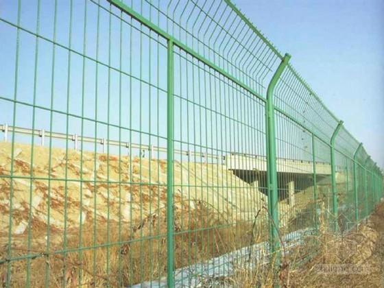 [河南]铁路工程防护栅栏预制专项施工方案(中铁)