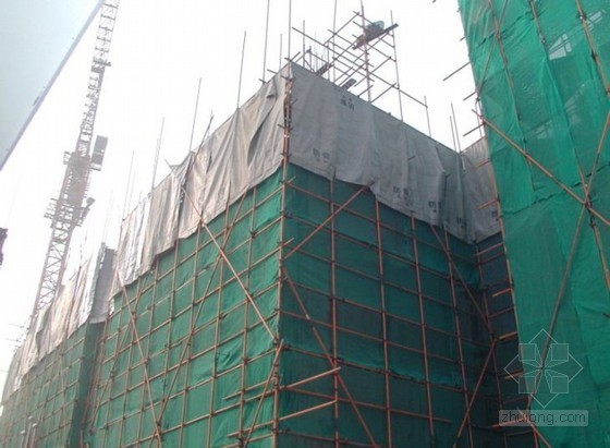 [贵州]框剪结构五星级酒店及办公楼综合体项目施工组织设计(施工现场平面布置图、附图丰富)