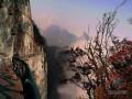 山体生态景观游步道工程施工组织设计(游步道、栈道)
