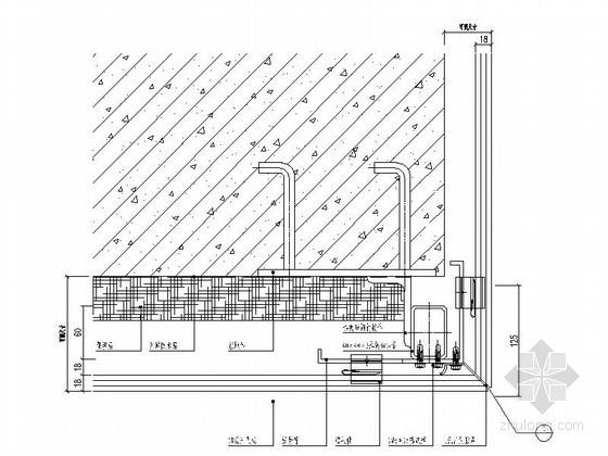 陶板幕墙安装节点详图
