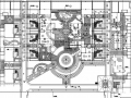 居住区中心广场园林景观工程施工图