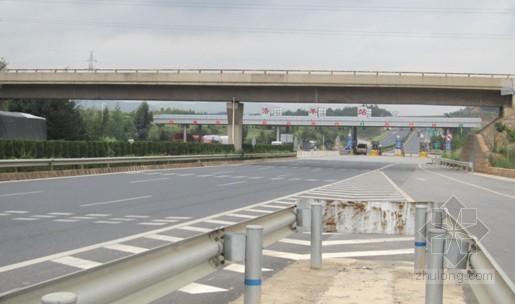 [昆明]高速公路跨线桥拆除施工方案(中铁)