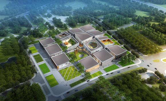 北京世界园艺博览会生活体验馆项目