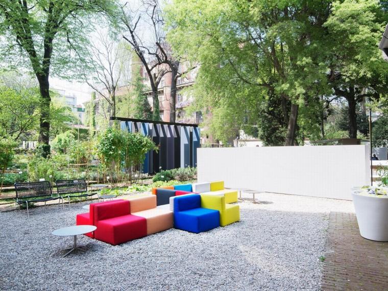 意大利几何花园