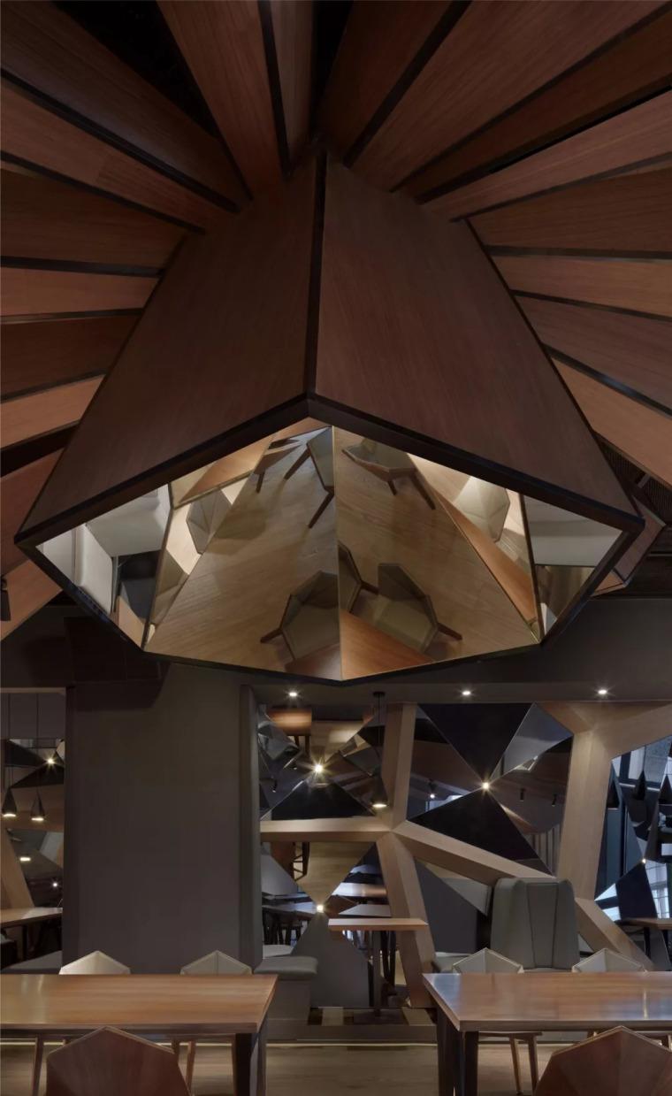 北京蓝色港湾花酷餐厅设计案例欣赏_7