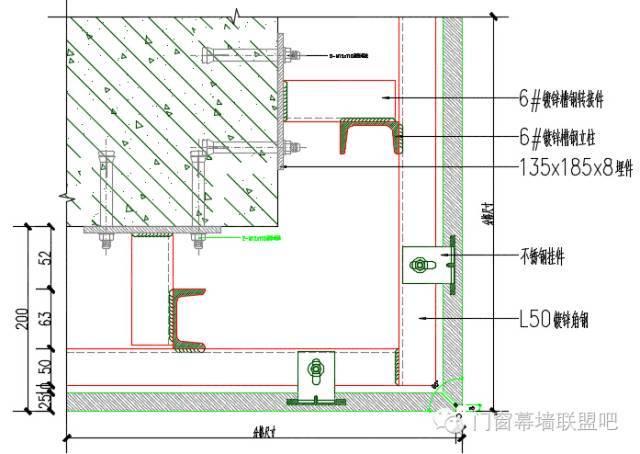 超完整的外幕墙施工方案,特意分享给大家!_38