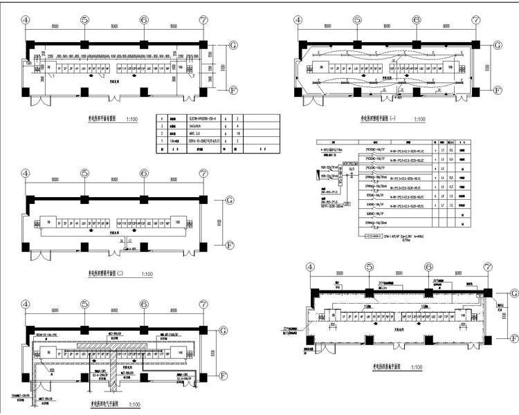 [安徽]三甲医院儿科病房楼电气设计施工图纸(含10/0.4KV变配电系统、漏电火灾报警系统、智能化系统)