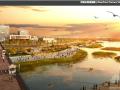 免费放送[SASAKI系列三]巩华城街区总体规划国际方案文本