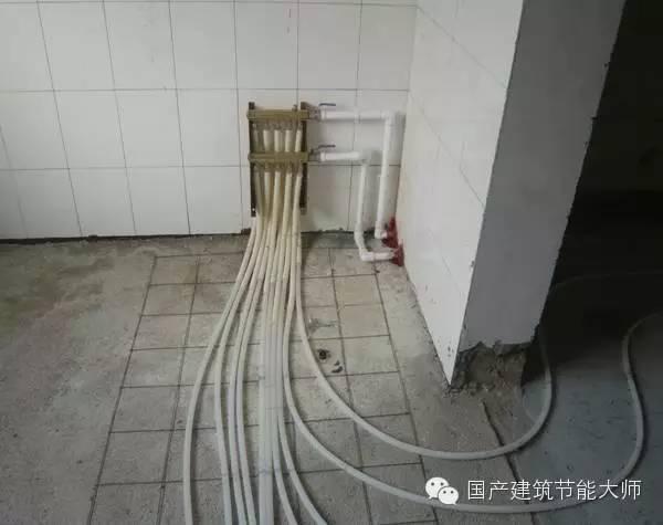 一看就懂的采暖工程管道知识及居家地暖工程施工的技巧_5