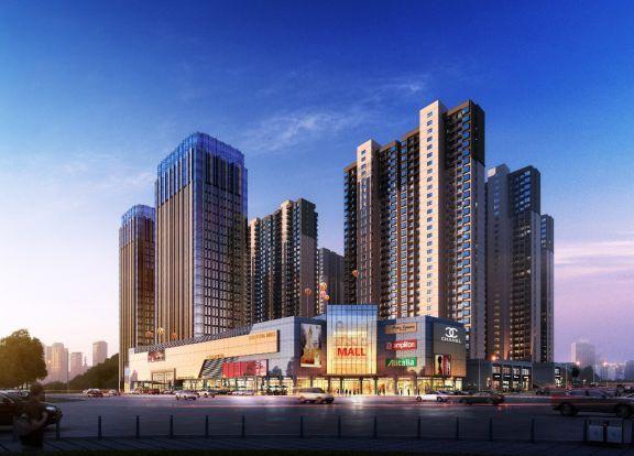 永州市湘江西岸将军岭棚户区改造保障房工程——BIM促项目降本增