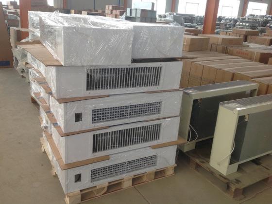亿凯FP-WA卧式暗装风机盘管厂家 水空调 冷暖变频