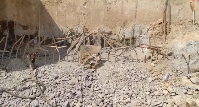 地下连续墙基坑支护施工实例_15