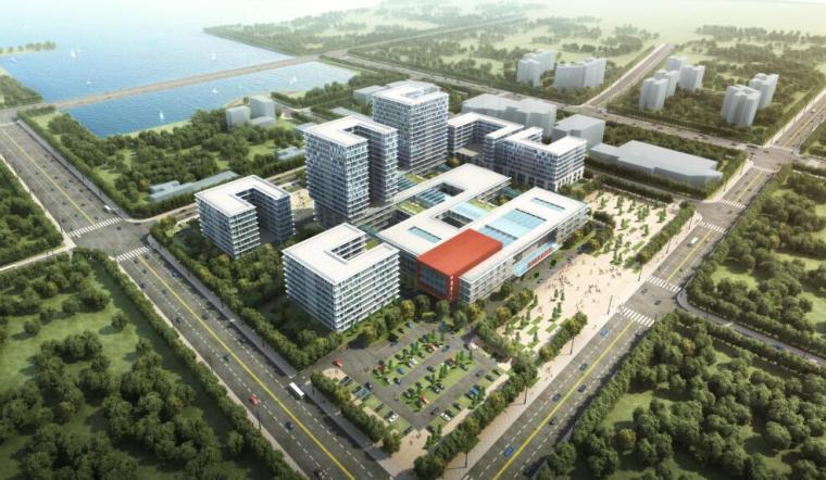 [广东]深圳某hospital建筑设计方案文本(pdf+80张)_1
