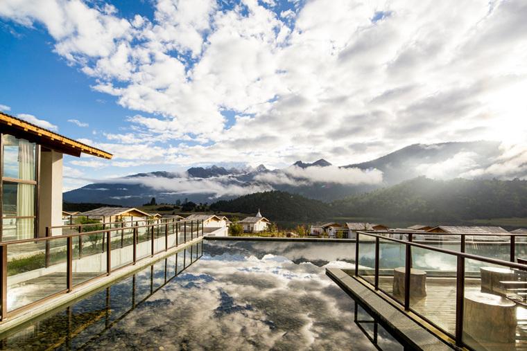 西藏林芝鲁朗度假酒店-4