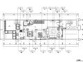 风景合院中式风别墅设计施工图(附效果图)