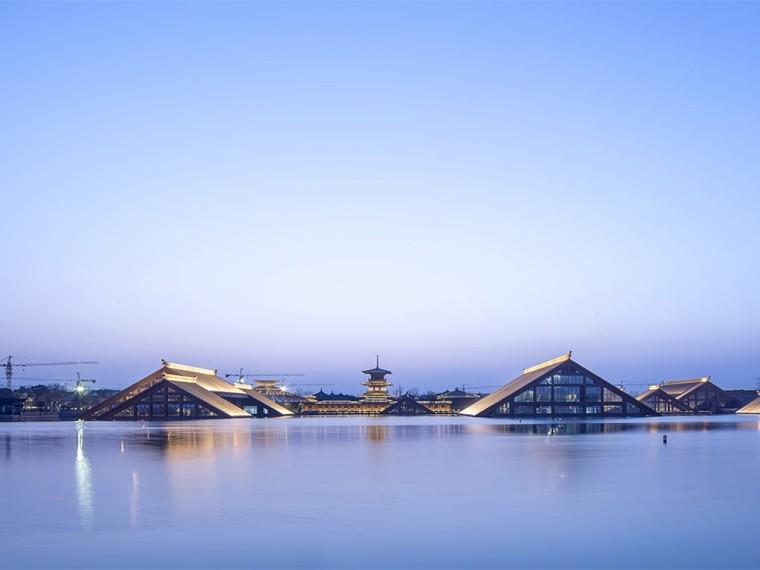 上海松江广富林遗址文化展示馆