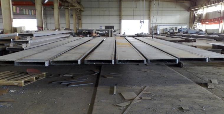[QC成果]减少钢结构箱型柱柱身变形质量控制PPT-效果检查