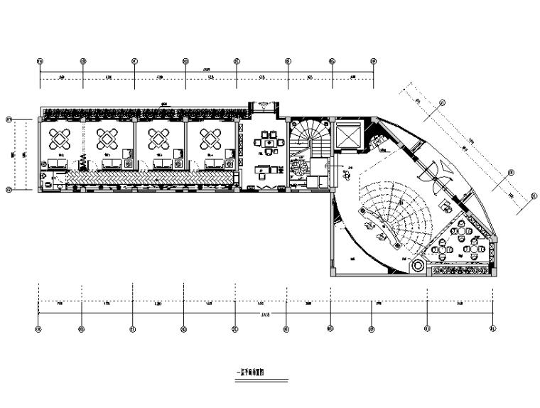 欧式风格软装设计说明资料下载-欧式风格长乐空港KTV会所空间设计施工图(附效果图)