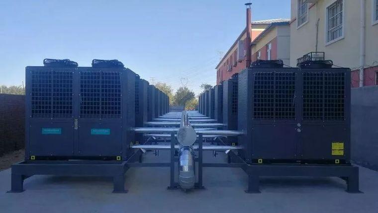 空气源热泵+地暖,北京10000㎡养护院采暖方案设计!