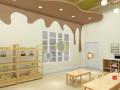 成都幼儿园设计|充满国学气息的幼儿园设计效果图