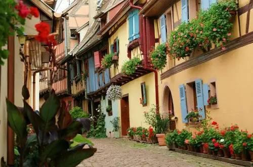 """四个最美的法国小镇,我愿在此""""终了余生""""..._38"""