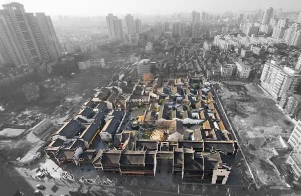 万漪景观分享-逐渐消失中的中国古建筑之美_18