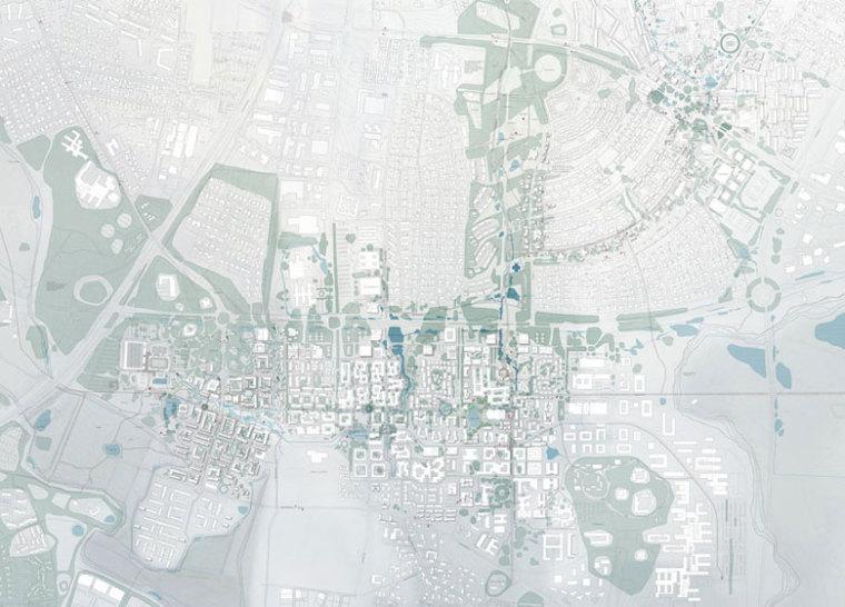 奥尔堡的郊区城市更新_7