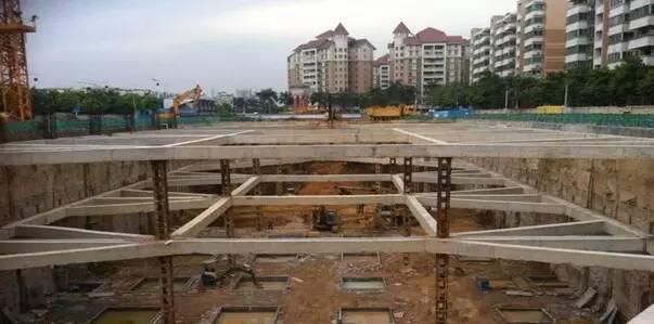 地下连续墙在地下工程中的综合作用分析与应用