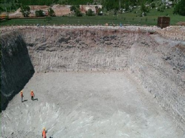 深基坑土方开挖及边坡支护专项施工方案