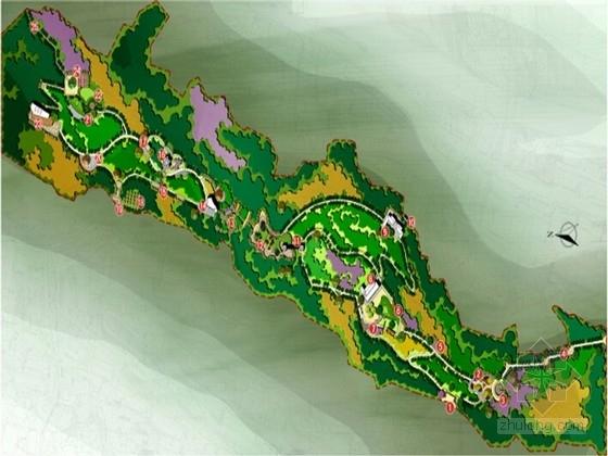 [重庆]生态型滨水综合公园景观设计方案