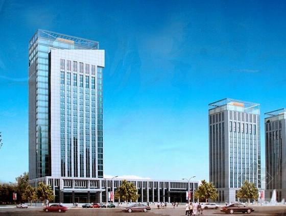 [上海]高档商务中心项目总投资概算表