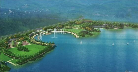 [景观][福州]公园岛屿滨湖答案方案规划设计人教优化年级方案下版v景观湿地八图片